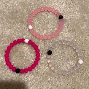 Gently used Lokai bracelets